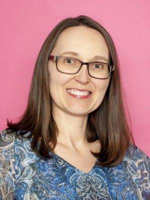 Headshot of Nicole Schiener